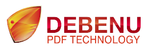 Debenu PDF Technology - Logo