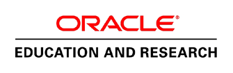 Oracle Education and Research - Logo