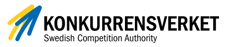 Konkurrensverket - The Swedish Competition Authority - Logo