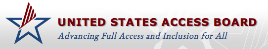USA Access Board - Logo