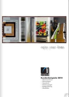 kepka Art Catalogue - Cover