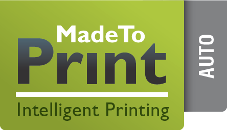 axaio software MadeToPrint Auto - Logo