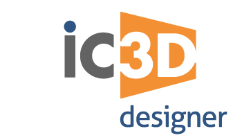 Creative Edge Software iC3D Designer - Logo