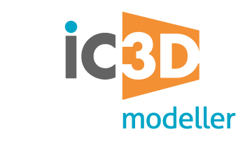 Creative Edge Software iC3D Modeller - Logo
