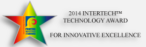 InterTech Technology Award 2014 to iC3D from Creative Edge Software - Award Logo