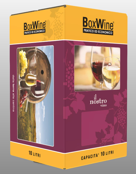 iC3D - BoxWine - Picture