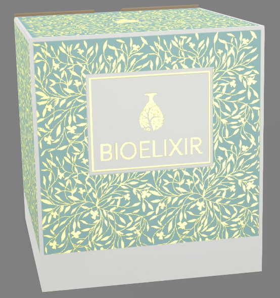 iC3D Opsis Model - Cosmetics - Bioelixir Mineral Rich Mask - Picture