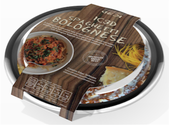 iC3D Opsis Model - Spaghetti Bolognese - Picture