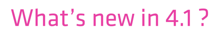 Twixl media - Twixl Publisher 4.1 Banner - What's new in 4.1 - Banner
