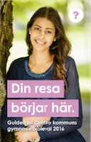 Twixl Publisher - Örebro Municipality High School Catalog 2015 - Picture